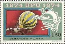 [The 100th Anniversary of the Universal Postal Union, Typ DCN]