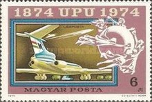 [The 100th Anniversary of the Universal Postal Union, type DCQ]