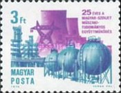 [The 25th Anniversary of the Hungarian - Soviet Scientific Cooperation, type DDS]