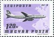 [Airmail Stamps, Typ DNC]