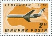 [Airmail Stamps, Typ DND]
