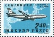 [Airmail Stamps, Typ DNE]