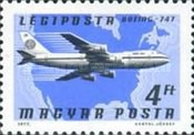 [Airmail Stamps, Typ DNF]