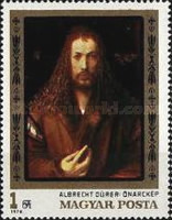 [The 450th Anniversary of the Death of Durer, 1471-1528, Typ DRD]