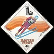[Winter Olympic Games - Lake Placid, USA, Typ DTN]