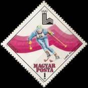 [Winter Olympic Games - Lake Placid, USA, Typ DTP]