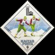 [Winter Olympic Games - Lake Placid, USA, Typ DTS]