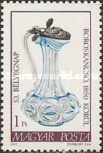 [Stamp Day - Old Hungarian Glass Art, Typ DVQ]