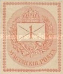[Newspaper Stamp - Not Watermarked, See also No.26, Typ E1]