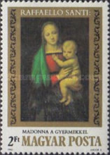 [The 500th Anniversary of the Birth of Raphael, 1483-1520, Typ ECD]