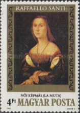 [The 500th Anniversary of the Birth of Raphael, 1483-1520, Typ ECF]