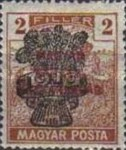 [Reaper Stamps of 1919 Overprinted - No. 295-305, type EJ]