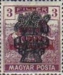 [Reaper Stamps of 1919 Overprinted - No. 295-305, type EJ1]