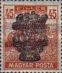 [Reaper Stamps of 1919 Overprinted - No. 295-305, type EJ10]