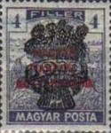 [Reaper Stamps of 1919 Overprinted - No. 295-305, type EJ2]