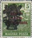 [Reaper Stamps of 1919 Overprinted - No. 295-305, type EJ3]