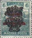 [Reaper Stamps of 1919 Overprinted - No. 295-305, type EJ4]