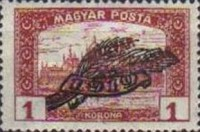[Parliament Stamps of 1919 Overprinted - No.306-314, Typ EU2]