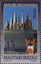 [EUROPA Stamps - Contemporary Art, type FAH]