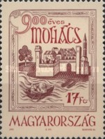 [The 900th Anniversary of Mohacs, type FAK]