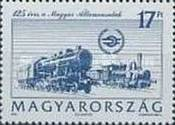 [The 125th Anniversary of the Hungarian State Railway, type FAL]
