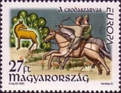 [EUROPA Stamps - Tales and Legends, Typ FIM]