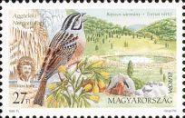 [EUROPA Stamps - Nature Reserves and Parks, Typ FMC]