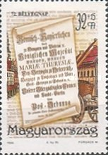 [Stamp Day - The 250th Anniversary of the Introduction of Post Carriage Service, Typ FMG]