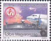 [The 50th Anniversary of the Ferihegy Airport, Typ FNR]