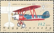 [History of Hungarian Aviation, Typ FUW]