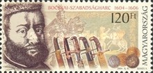 [The 400th Anniversary of the Beginning of Fight for Freedom against Habsburgs led by Istvan Bocskai, 1557-1606, Typ GBR]