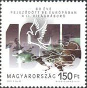 [The 60th Anniversary of the Ending of World War II, Typ GEF]