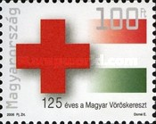 [The 125th Anniversary of the Hungarian Red Cross, Typ GIR]