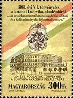 [The 200th Anniversary of the Founding of Ludoviceum Military Academy, Typ GPW]