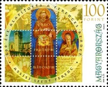[The 800th Anniversary of St. Francis Order, Typ GQC]