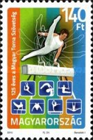 [The 125th Anniversary of the Hungarian Gymnastics Federation, Typ GWH]