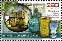 [Art - Treasures of Hungarian Museums, type GXY]