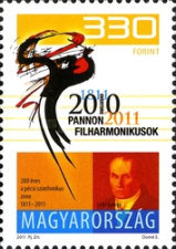 [The 200th Anniversary of the Pecs Pannon Philharmonic Orchestra, type GYA]