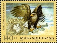 [Fauna of Hungary - Protected Birds of Prey, type GZC]