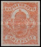[Newspaper Stamp, type H]