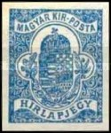 [Newspaper Stamps, type H5]