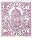 [Newspaper Stamps, type H6]