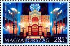 [Synagogues in Hungary, type HFP]