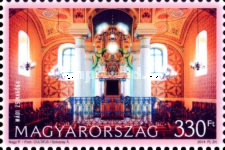 [Synagogues in Hungary, type HFQ]
