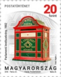 [Definitives - Postal History, Typ HPU]