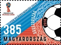 [Football - FIFA World Cup, Russia, Typ HQJ]
