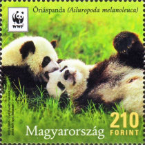 [WWF - Iconic Animals, Typ HQU]
