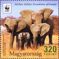 [WWF - Iconic Animals, Typ HQV]