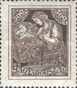 [Tuberculosis Charity Stamps, type HU]