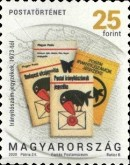 [Definitives - Postal History, Typ HWB]